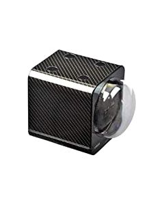 Watch winder Boxy Fancy Brick Carbon