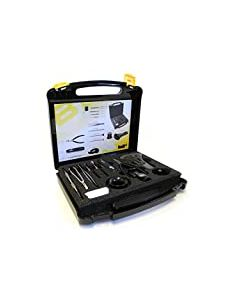 BERGEON 7812 Watchmakers Quick Service Tool Case Kit Watch Repair